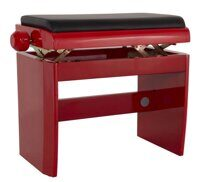 Банкетка Dexibell Bench Red Polished